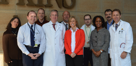 group photo of NIMH faculty