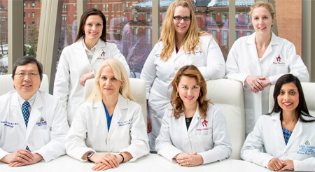 Ocular Surface Disease and Dry Eye Clinic Team