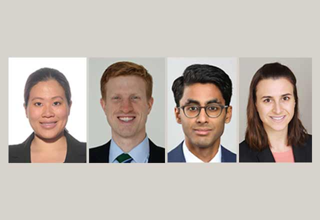 Incoming 2020 Johns Hopkins Otolaryngology Residents