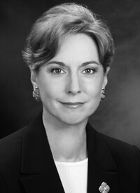 Janie Bailey, Johns Hopkins Medicine International board member
