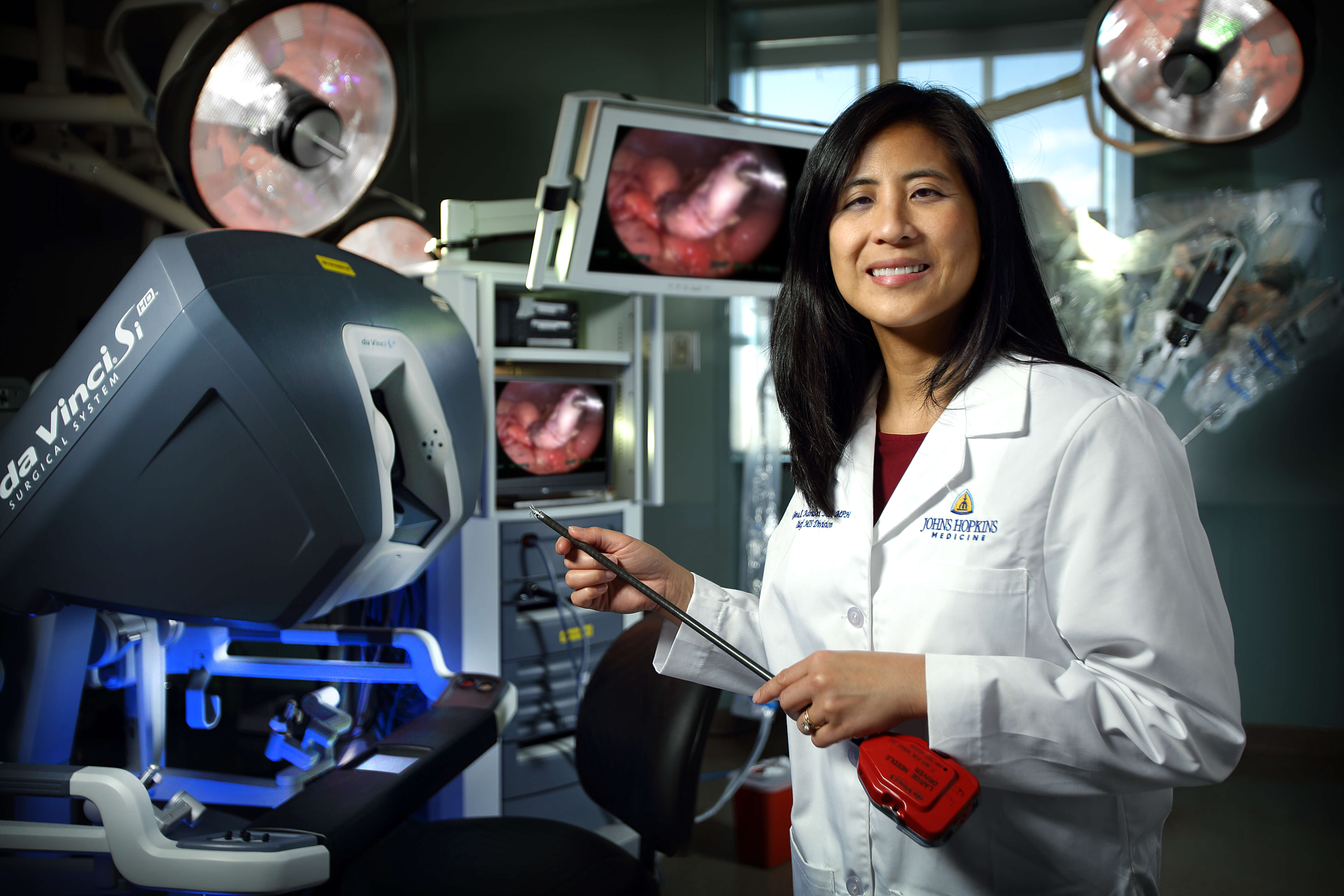 Thyroid Disease: Johns Hopkins Thyroid Eye Disease