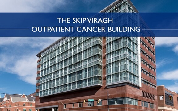 The Skip Viragh Outpatient Cancer Building
