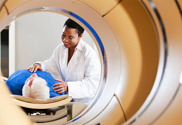 Positron emission tomography (PET scan) | Johns Hopkins