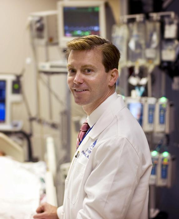 Photo of Peter Pronovost, M.D., Ph.D., senior vice president of patient safety and quality for Johns Hopkins Medicine and director of the Armstrong Institute.