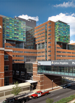 The  Johns Hopkins Hospital