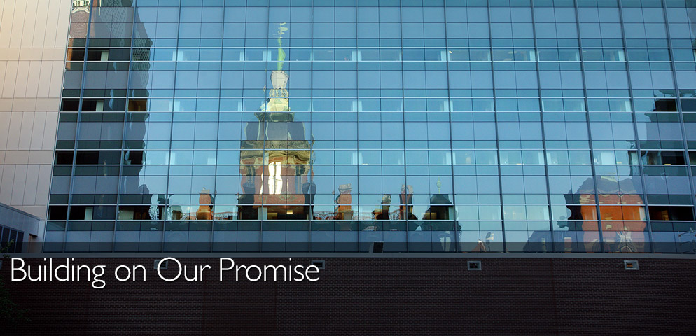 Building on Our Promise