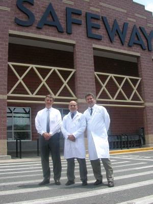Safeway Prostate Cancer Campaign