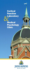 Medical Psychology Brochure