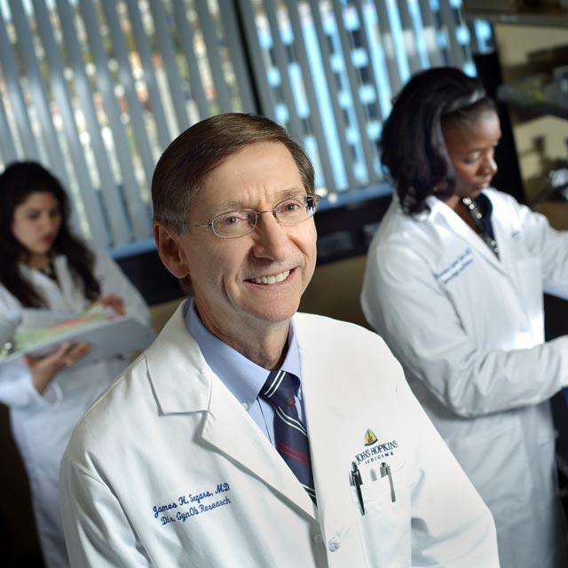 Uterine fibroid researchers