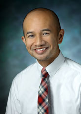 Paul Ortiz, Pharm.D., BCPS, CGP