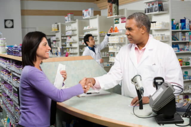 EHP pharmacy and formulary