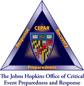 Johns Hopkins Office of Critical Event Preparedness and Response