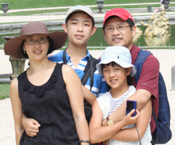 Ming and Song's family