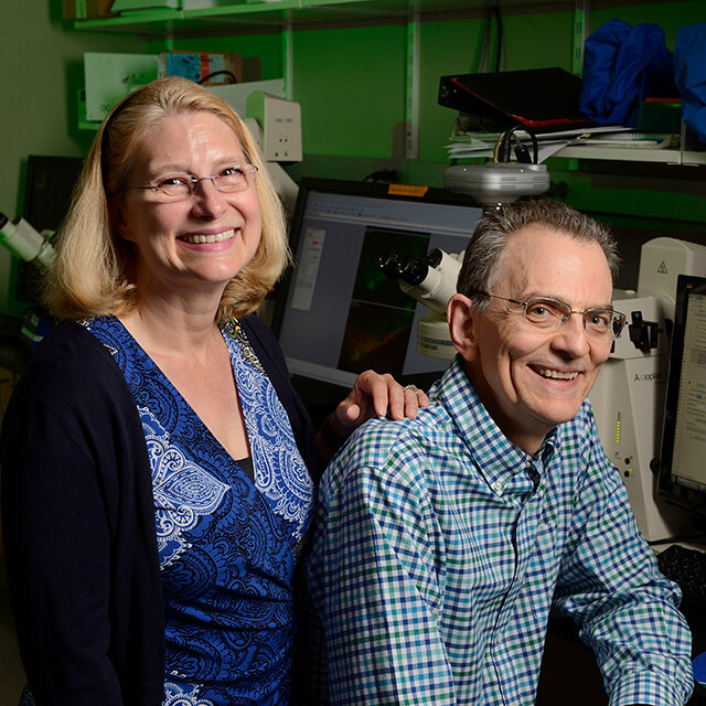 The Power Couple of Parkinson's Research