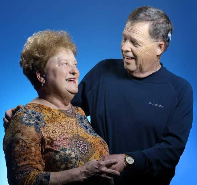 seniors with cochlear implants