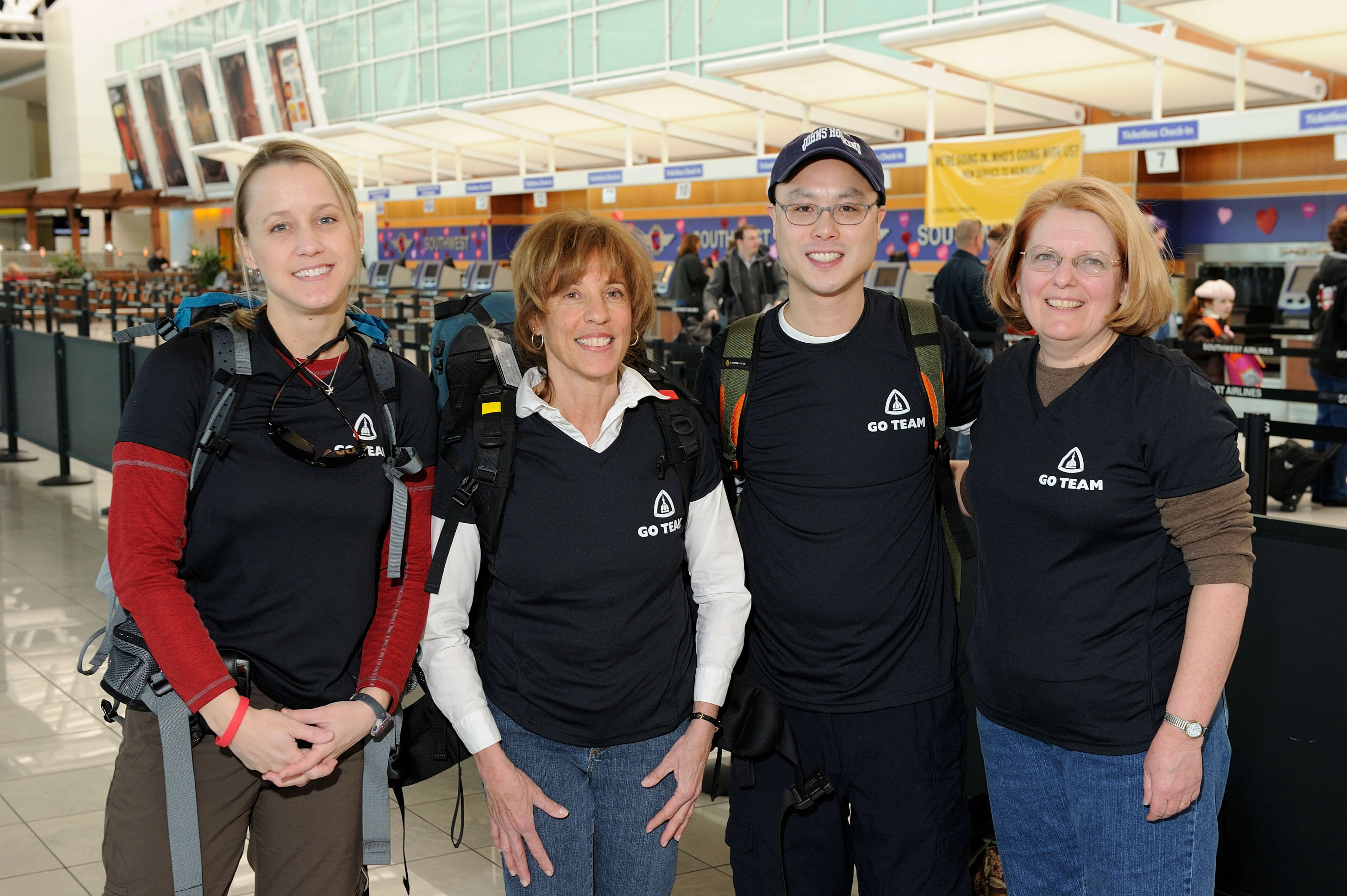 Hopkins Go Team 4 Haiti Mission