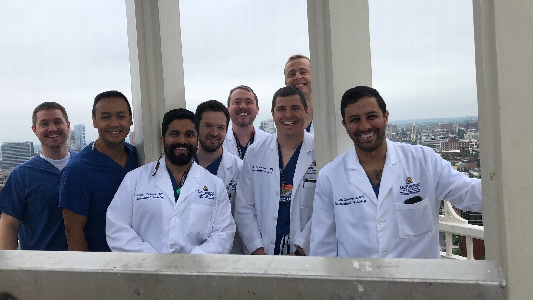 Interventional Radiology (IR/DR) Residency | Johns Hopkins