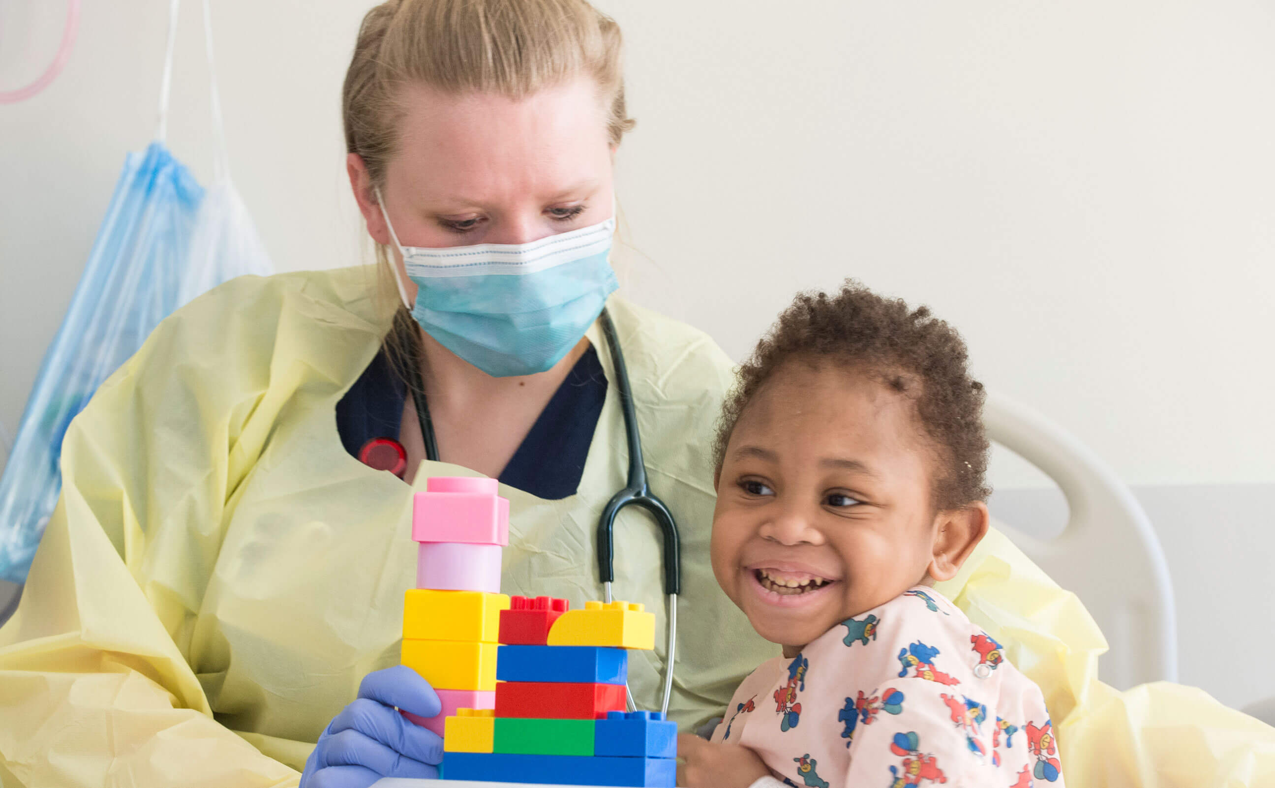 nurses johns hopkins children s center
