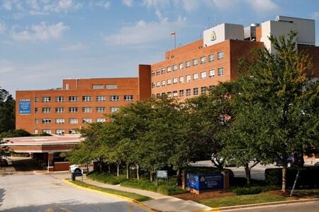 Suburban Hospital Location | Johns Hopkins Community Physicians