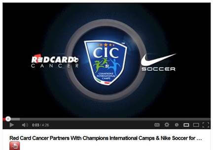 Italian Soccer and Kimmel Cancer Center