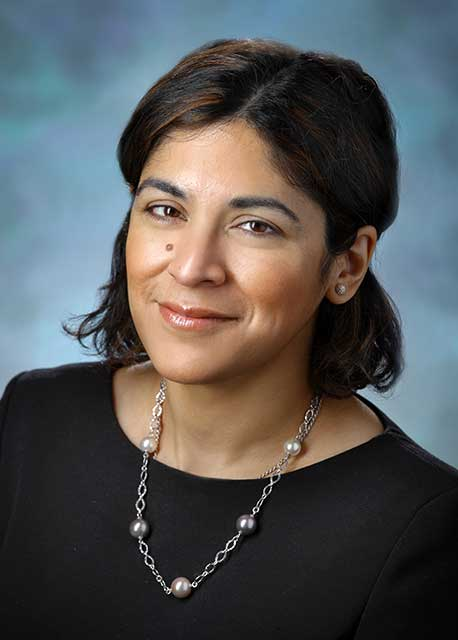 headshot of Dr. Nita Ahuja