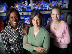 Researchers Marlene Williams, Jennifer Mammen, and Kendall Moseley say that medicine isn't