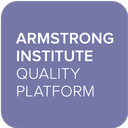 Armstrong Institute Quality Platforms