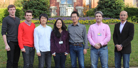 The Kamiya Lab Group