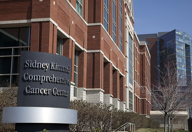 Sidney Kimmel Comprehensive Cancer Center