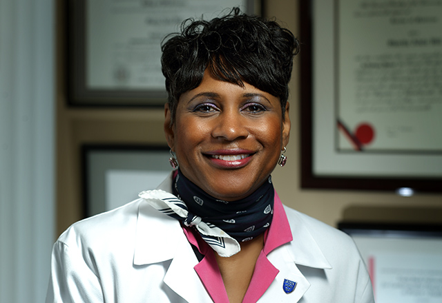 Dr. Sherita Golden