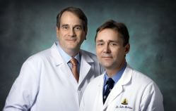 Henry Brem and Justin McArthur, Johns Hopkins Neurology and Neurosurgery