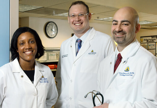 Johns Hopkins Bayview Internal Medicine Residency Program