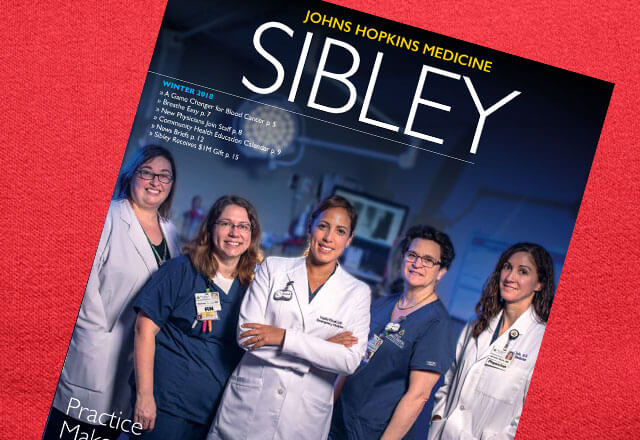 Sibley magazine cover