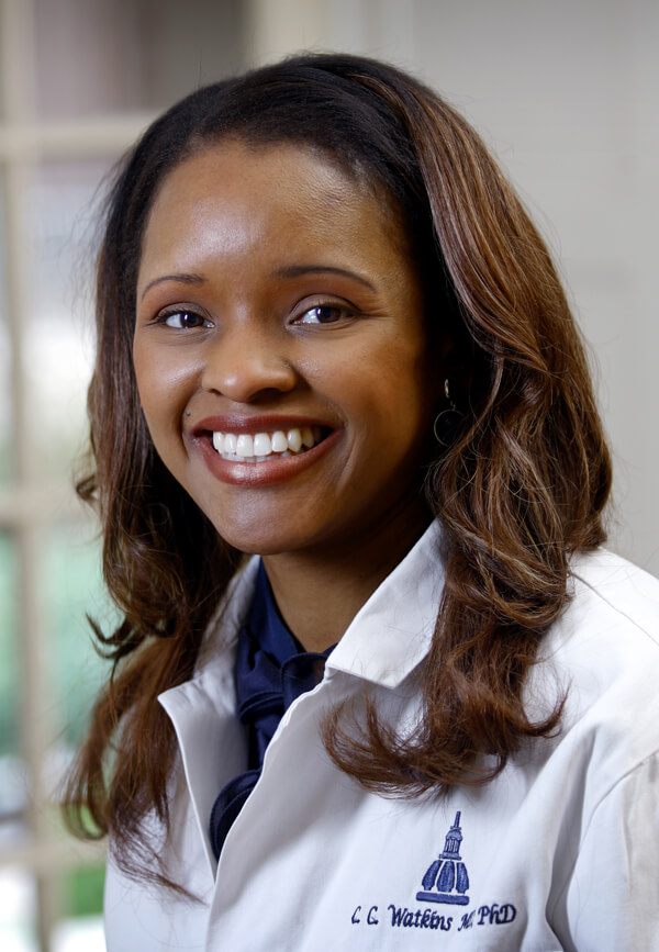 Crystal C. Watkins, M.D., Ph.D