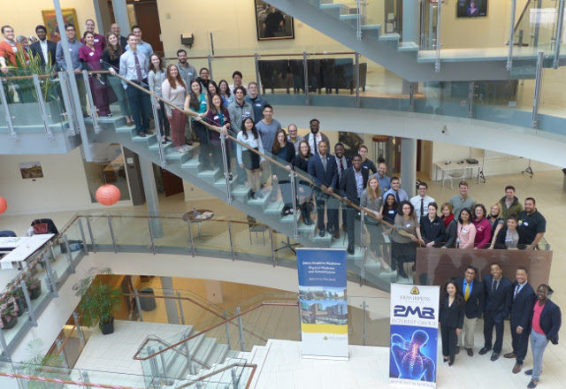 PMR expo attendees