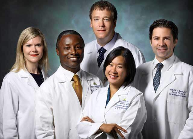 Meet the specialists who have devoted their careers to treating ear, nose, throat, and head and neck cancer conditions.