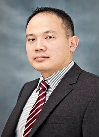 Vinhloc Nguyen, Johns Hopkins Medicine International staff member
