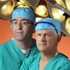 Neurosurgeons George Jallo and Fred Lenz
