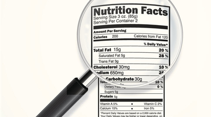 How to Read Food Labels for a Heart-Healthy Diet