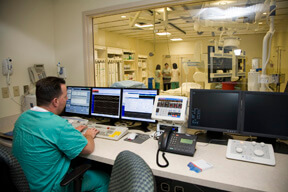 Cardiac Catheterization Lab