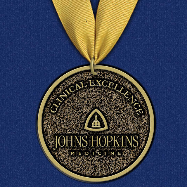 Nominations Open for the 2017 Johns Hopkins Medicine Clinical Awards for Physicians and Care Teams