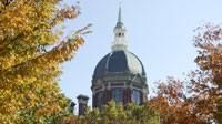 Johns Hopkins Hospital Dome
