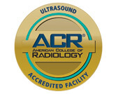 American College of Radiology Gold Seal of Accreditation for Ultrasound