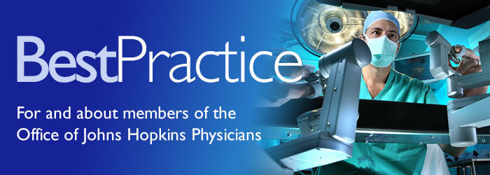 best practice newsletter banner