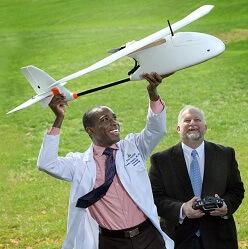 Amukele drone