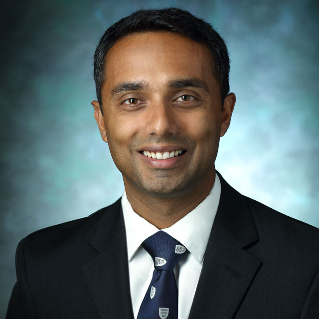4 New Faculty Members Join the Division of Gastroenterology and