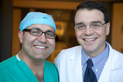 Alfredo Quiñones and Roberto Salvatori, along with their colleagues at the Johns Hopkins Pituitary Center, organize an annual Pituitary Education Day to help patients understand their conditions and find support.
