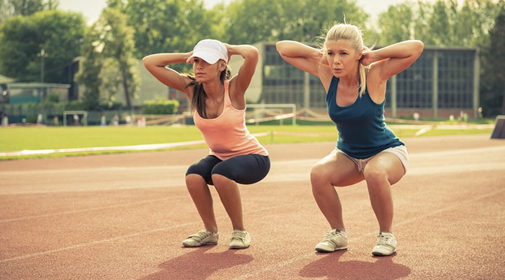 Preventing ACL Tears: 4 Tips for Girls and Women