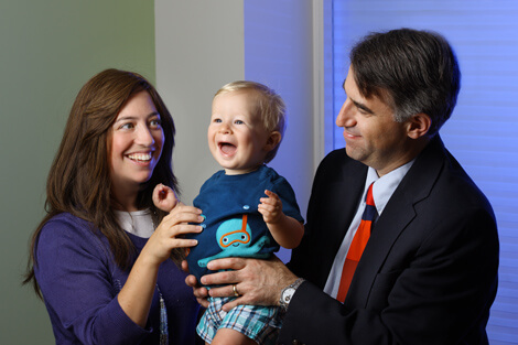 Eric Kossoff and Zahava Turner use the ketogenic diet—a high-fat, moderate-protein and low-carbohydrate diet—to treat babies and toddlers with epilepsy.