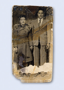 Henrietta Lacks and David Lacks